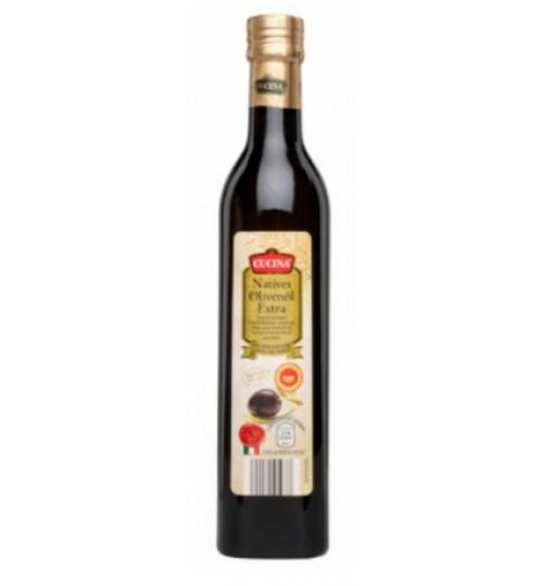 D.O.P Olivenöl extra vergine TERRA DI BARI CASTEL DEL MONTE 500ml