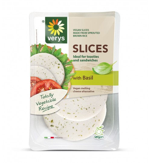 Slices Basilico